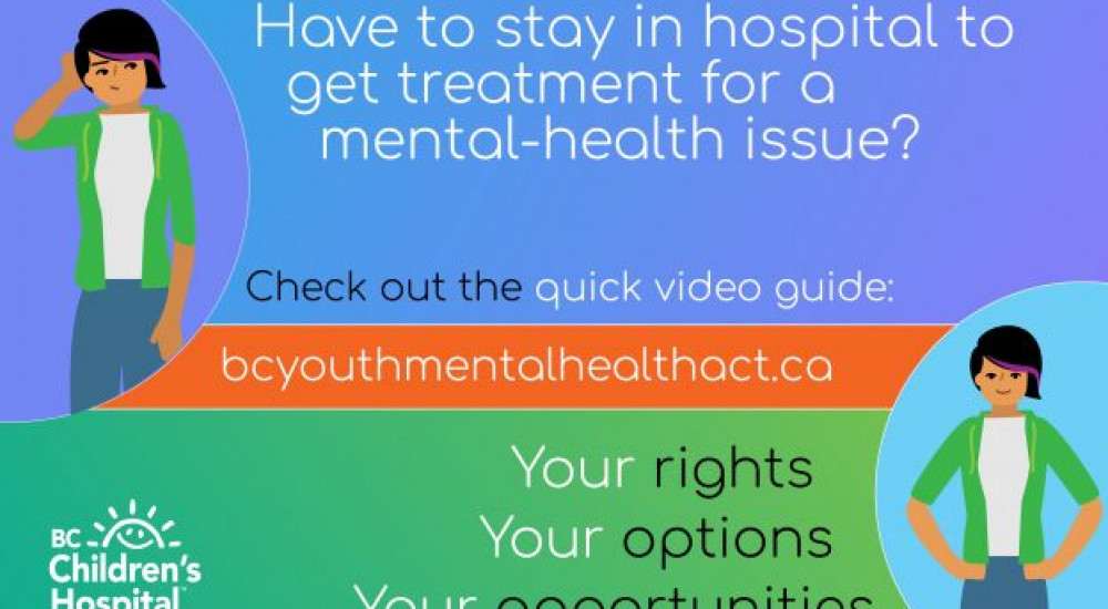 All About The Mental Health Act Video For Youth Kelty Mental Health