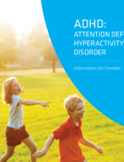 Attention-Deficit/Hyperactivity Disorder   Kelty Mental Health